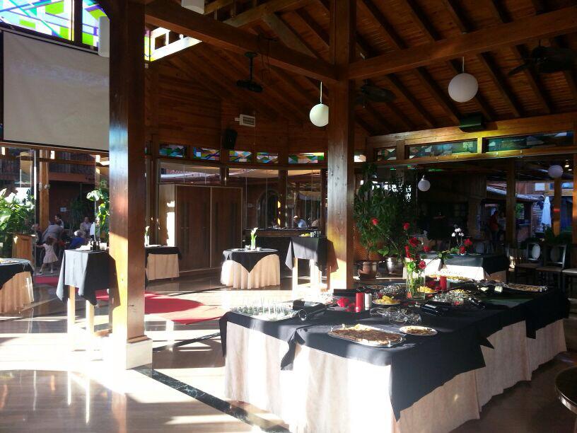 Cenas Y Eventos De Empresa En Granada Salon
