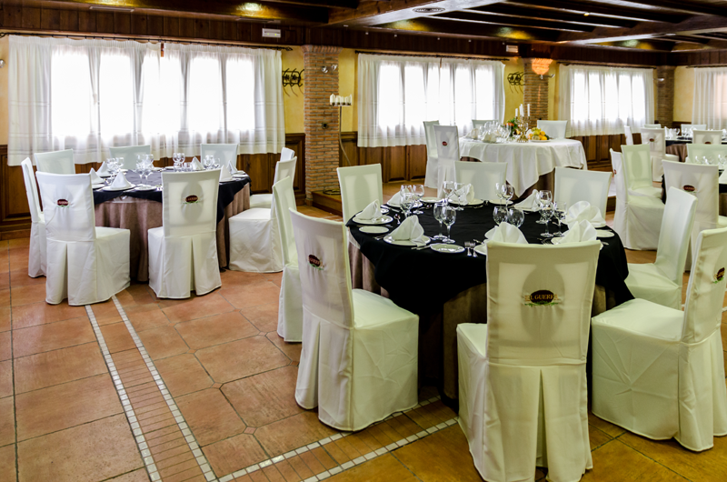 Salones bodas en granada celebraciones restaurante el guerra for Acuario salon de celebraciones