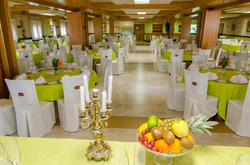 Salon Sierra Nevada Restaurante El Guerra Bodas En Granada 5