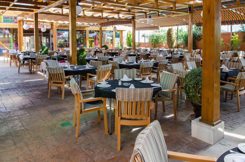 Terraza Restaurante El Guerra Huetor Vega1