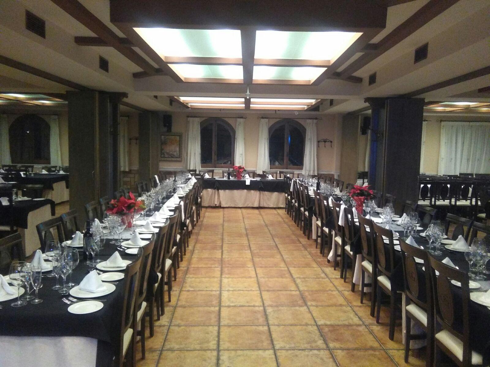 Cenas De Navidad En Granada Guerra