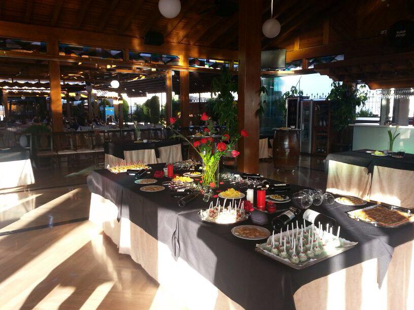 Cenas Y Eventos De Empresa En Granada El Guerra