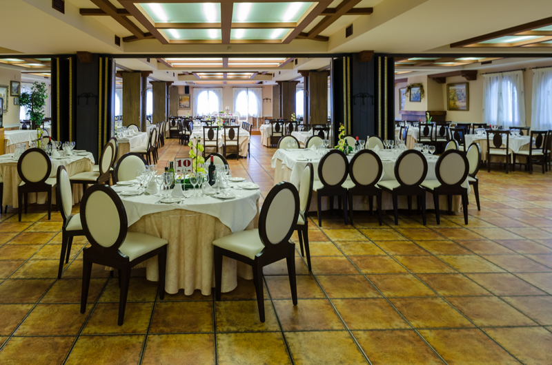 Salon Andalucia Celebraciones En Granada Restaurante El Guerra