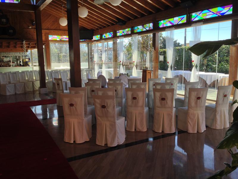 Salon La Casona Restaurante Bodas Y Celebraciones El Guerra Granada 1